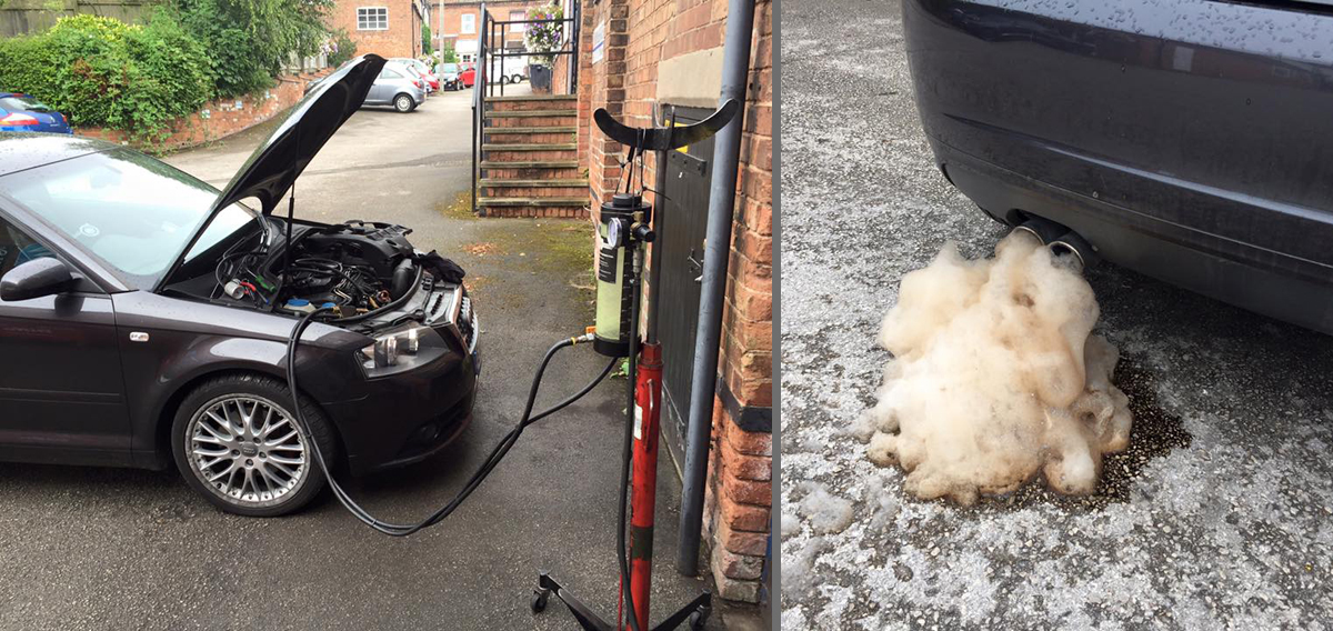 Exhaust cleaning - DPF Cleaning Keyworth, Nottingham